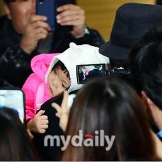 한국와서 봉변당하는 추사랑